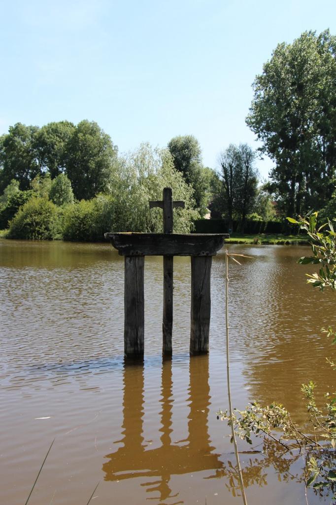 L'étang du village