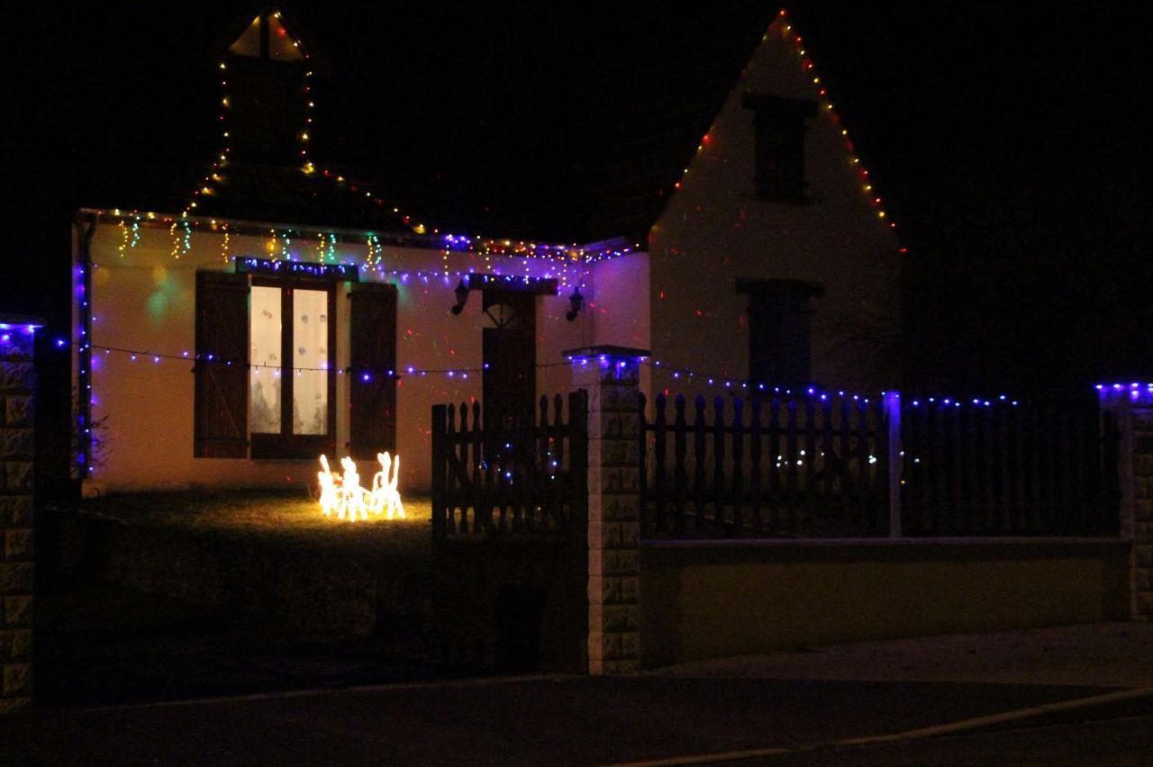 Maisons décorées  Noël 2017