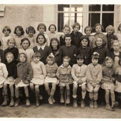Photo école 1943
