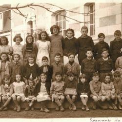 Photo école 1946