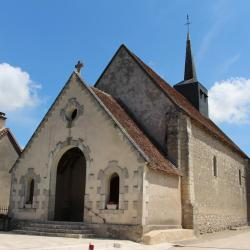 L'église Saint Hyppolyte