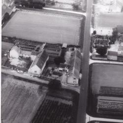Chemin des Hommetées en 1978