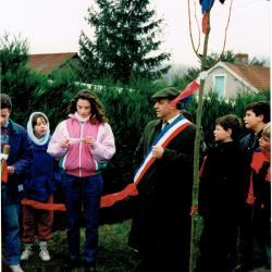 L'arbre de la liberté en 1989